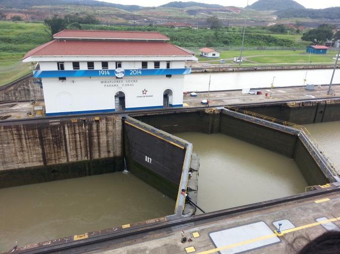 Esclusas de Miraflores