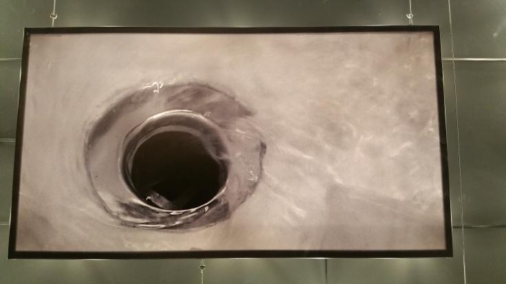 """Desagüe de la ducha en """"Psicosis"""""""