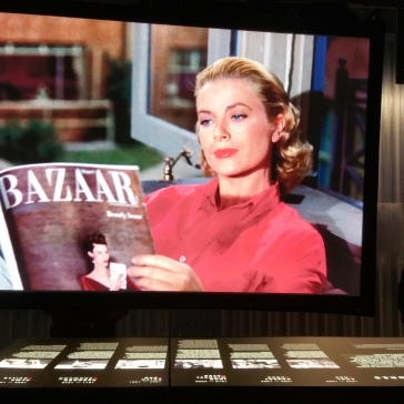 "Grace Kelly en ""The Rare Window"""