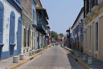 Casco histórico de Puerto Cabello - Venezuela