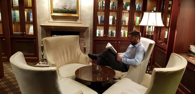 Biblioteca del Riviera