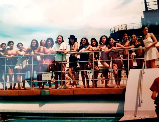 Crucero de quinceañeras