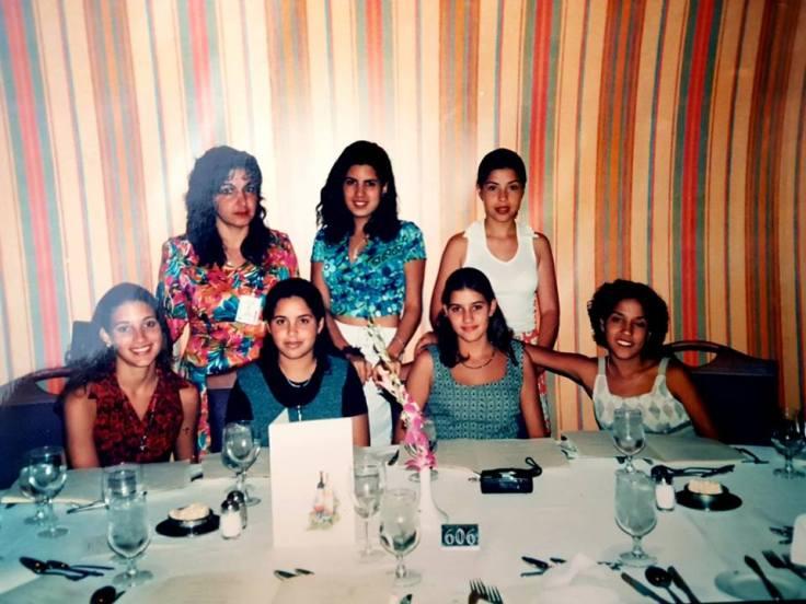 Crucero de quinceañeras - 1996