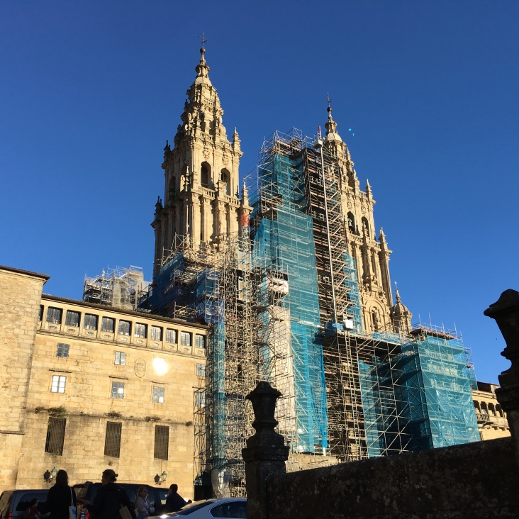 Catedral Santiago.